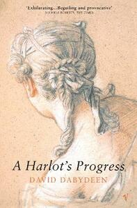 A Harlot's Progress - David Dabydeen - cover