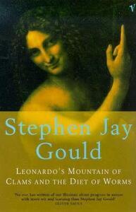 Leonardo's Mountain Of Clams - Stephen Jay Gould - cover