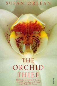 The Orchid Thief - Susan Orlean - cover