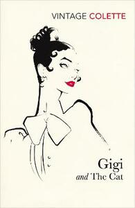 Gigi and The Cat - Colette - cover