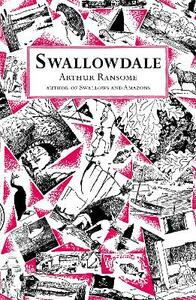 Swallowdale - Arthur Ransome - cover