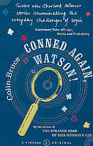 Conned Again Watson - Colin Bruce - cover