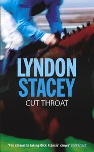 Cut Throat - Lyndon Stacey - cover