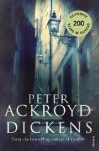 Dickens: Abridged - Peter Ackroyd - cover