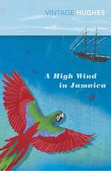 A High Wind in Jamaica - Richard Hughes - cover