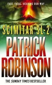 Scimitar SL-2 - Patrick Robinson - cover