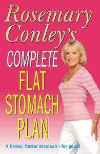 Complete Flat Stomach Plan - Rosemary Conley - cover
