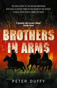 Brothers In Arms - Peter Duffy - cover