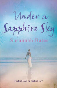 Under a Sapphire Sky - Susannah Bates - cover