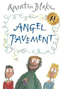 Angel Pavement - Quentin Blake - cover