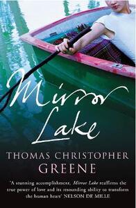 Mirror Lake - Thomas Christopher Greene - cover