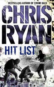 Hit List - Chris Ryan - cover