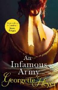 An Infamous Army - Georgette Heyer - cover