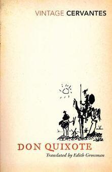 Don Quixote - Miguel De Cervantes - cover