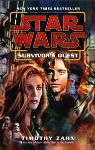 Star Wars: Survivor's Quest - Timothy Zahn - cover