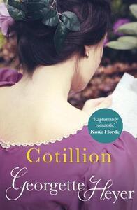 Cotillion - Georgette Heyer - cover