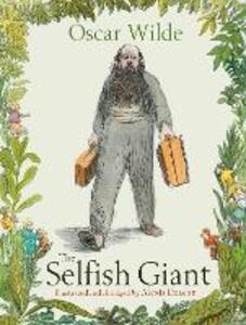 The selfish giant - Oscar Wilde - copertina