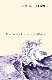 The french Lieutenant's woman - John Fowles - copertina