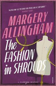 The Fashion In Shrouds - Margery Allingham - cover