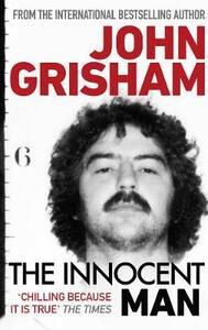 The Innocent Man - John Grisham - cover