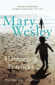 Harnessing Peacocks - Mary Wesley - cover