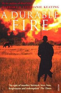 A Durable Fire - Barbara Keating,Stephanie Keating - cover