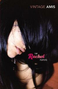 The Rachel Papers - Martin Amis - cover