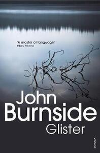 Glister - John Burnside - cover