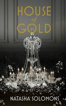 House of Gold - Natasha Solomons - cover