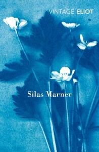 Silas Marner - George Eliot - cover