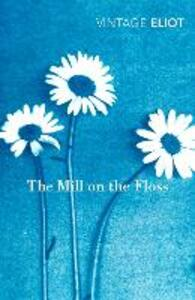 The Mill on the Floss - George Eliot - cover