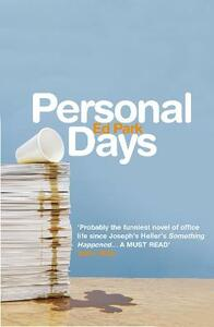Personal Days - Ed Park - cover