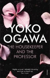 The Housekeeper and the Professor - Yoko Ogawa - cover