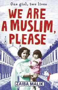 We Are a Muslim, Please - Zaiba Malik - cover
