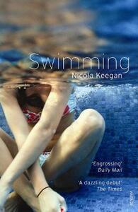 Swimming - Nicola Keegan - cover