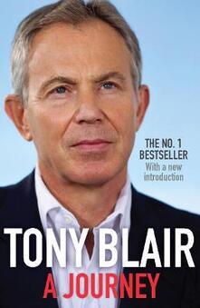 A Journey - Tony Blair - cover