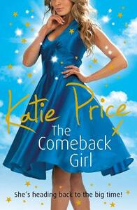 The Come-back Girl - Katie Price - cover