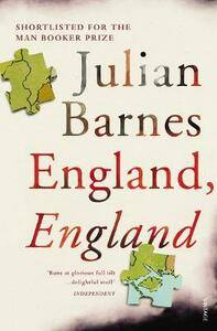 England, England - Julian Barnes - cover