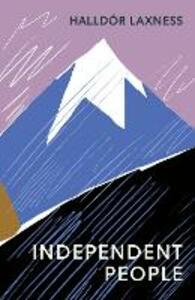 Independent People - Halldor Laxness - cover