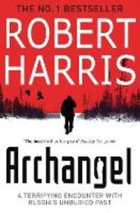 Archangel - Robert Harris - cover