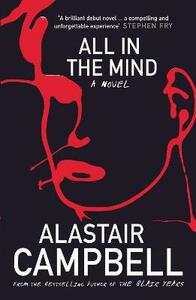 All in the Mind - Alastair Campbell - cover