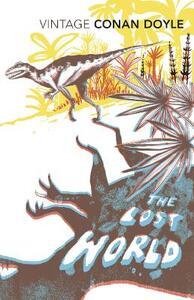 The Lost World - Arthur Conan Doyle - cover