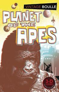 Planet of the Apes - Pierre Boulle - cover