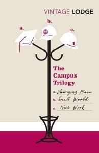 The Campus Trilogy - David Lodge - cover