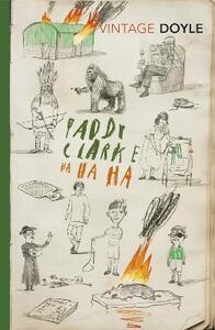 Paddy Clarke Ha Ha Ha - Roddy Doyle - cover