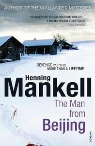 The Man From Beijing - Henning Mankell - cover
