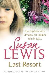 Last Resort - Susan Lewis - cover