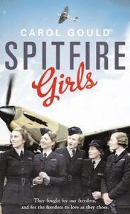 Spitfire Girls - Carol Gould - cover