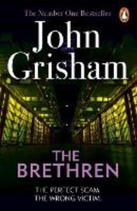 The Brethren - John Grisham - cover