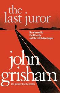 The Last Juror - John Grisham - cover